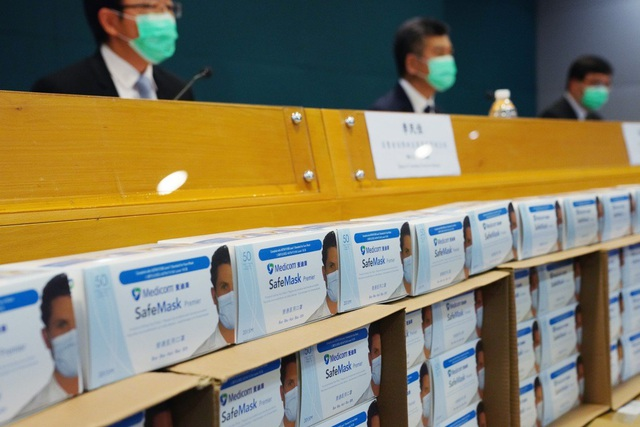 Gần 7 triệu khẩu trang do Hồng Kông mua bị làm giả - 1