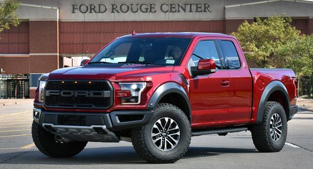 Mỹ: Ford cam kết mua lại xe nếu khách hàng mất việc làm - 1