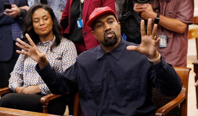 Rapper nổi tiếng tuyên bố tranh cử tổng thống Mỹ - 1