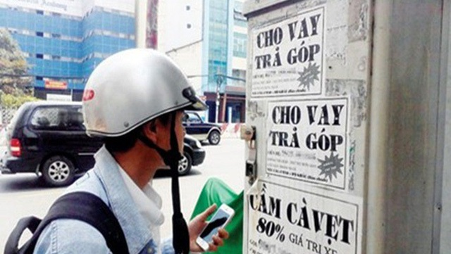 Kinh hoàng đòi nợ tín dụng đen: Ném mắm tôm, trộn dầu nhớt, rải truyền đơn… - 2
