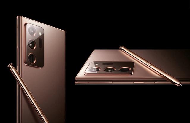 Lộ giá bán Galaxy Note20 và Galaxy Fold 2 của Samsung - 1
