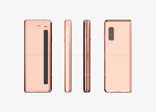 Lộ giá bán Galaxy Note20 và Galaxy Fold 2 của Samsung - 2