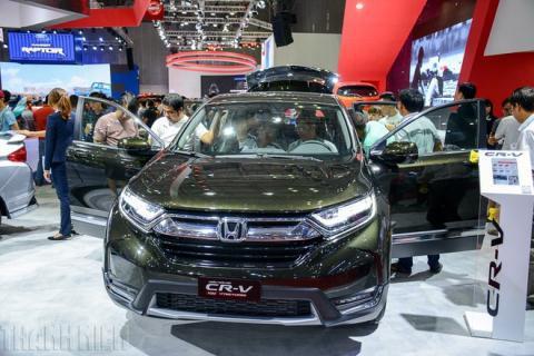 Nhiều mẫu xe quay lại Việt Nam: Điều hơn cả ưu đãi