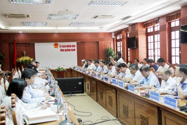 Quảng Nam đề nghị cho tư nhân xây dựng, vận hành sân bay, cảng biển Chu Lai - 1
