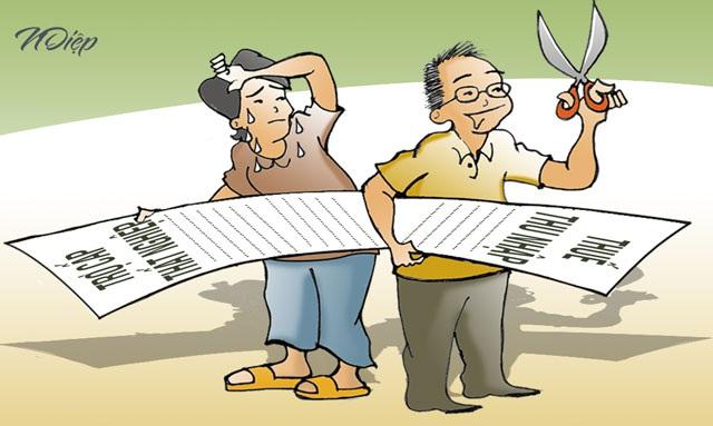 Thuế thu nhập với công nhân thất nghiệp: Khoản thu liệu có thấu tình?