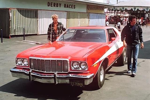 Những dòng xe xuất hiện nhiều nhất trong các bộ phim nổi tiếng - 1