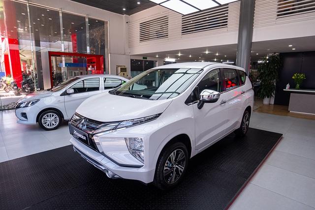 Suzuki XL7 thêm bản mới, dồn lực đấu Mitsubishi Xpander - 2