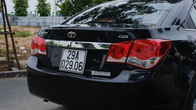 Daewoo Lacetti CDX giá 250 triệu - Xe Hàn sau 10 năm còn lại gì? - 4