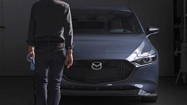 Mazda3 2.5 Turbo - Không còn là bí mật - 2