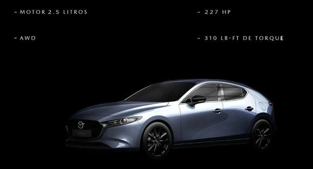 Mazda3 2.5 Turbo - Không còn là bí mật - 3