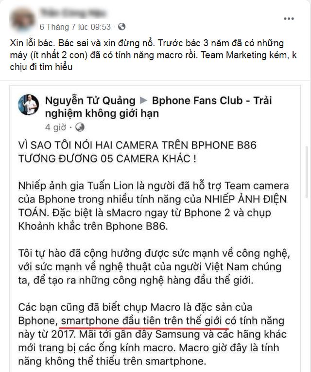 CEO Nguyễn Tử Quảng khẳng định Việt Nam cần nhiều người dám nổ hơn nữa - 4