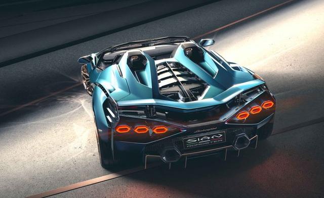 Siêu xe mui trần Lamborghini Sián chưa ra mắt đã bán hết veo - 2