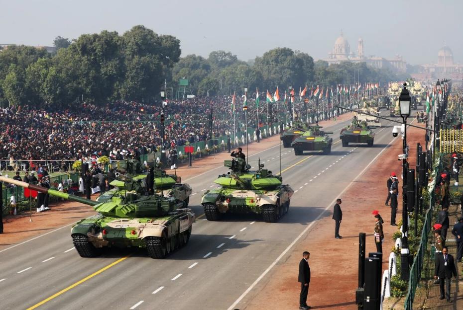 Nga, Mỹ chạy đua bán vũ khí cho Ấn Độ giữa căng thẳng với Trung Quốc