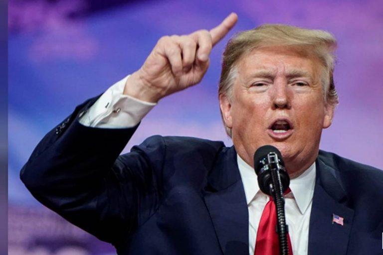 Ông Trump nói quan hệ với Trung Quốc tổn hại nghiêm trọng bởi Covid-19