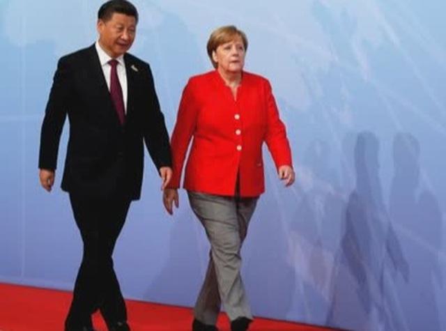 Rạn nứt với Mỹ, Đức bắt tay với Trung Quốc - 1