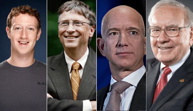 Bill Gates, Mark Zuckerberg được gia đình hỗ trợ thế nào để thành công?
