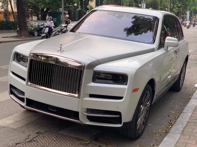 Giá 2 triệu đô, đại gia Việt đua nhau sắm Rolls-Royce Cullinan - 1