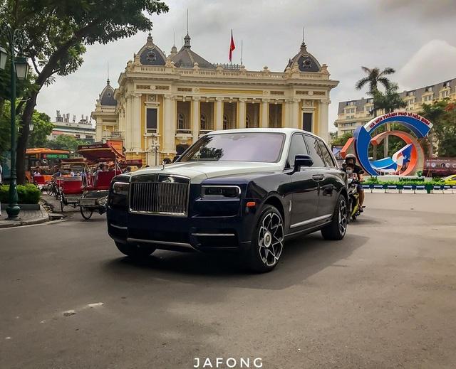Giá 2 triệu đô, đại gia Việt đua nhau sắm Rolls-Royce Cullinan - 2