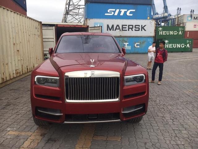Giá 2 triệu đô, đại gia Việt đua nhau sắm Rolls-Royce Cullinan - 6