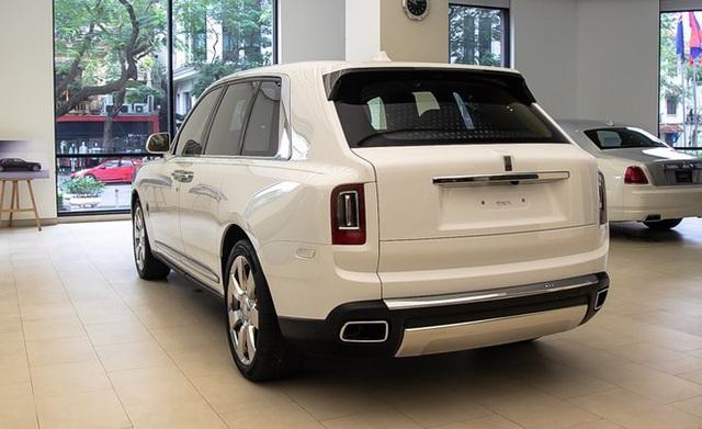 Giá 2 triệu đô, đại gia Việt đua nhau sắm Rolls-Royce Cullinan - 8