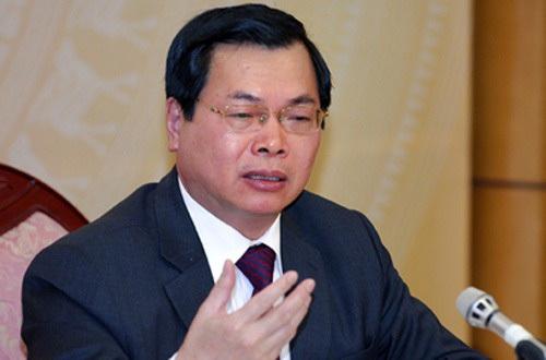 Cựu Bộ trưởng Vũ Huy Hoàng đổ lỗi cho cấp dưới