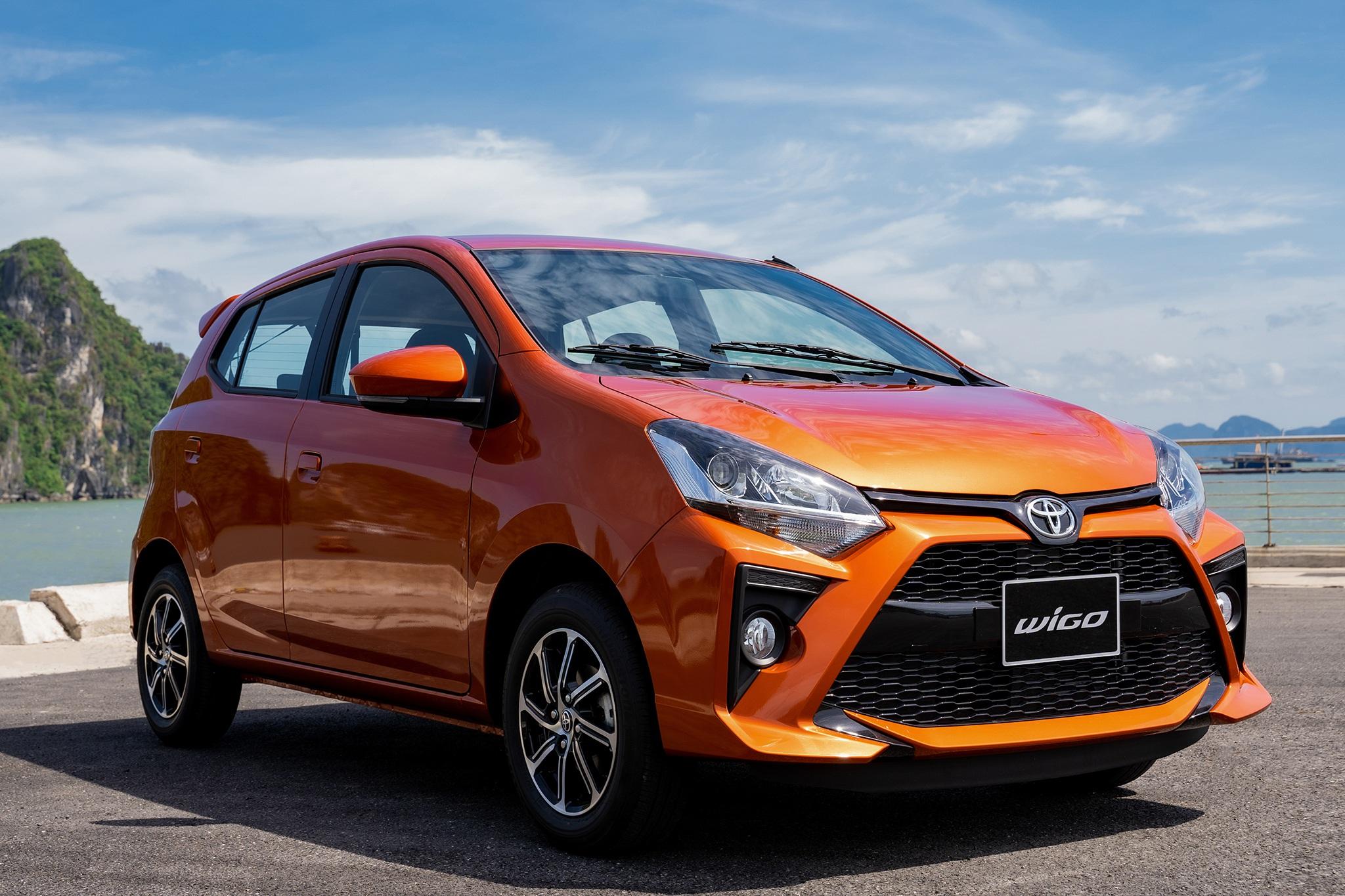 Toyota Wigo 2020 thêm trang bị, giảm giá để cạnh tranh Fadil, Grand i10