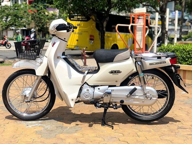 Honda Super Cub 110 cũ hàng hiếm giá hơn 100 triệu đồng - 2