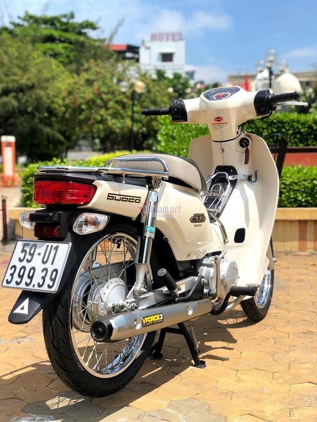Honda Super Cub 110 cũ hàng hiếm giá hơn 100 triệu đồng - 6