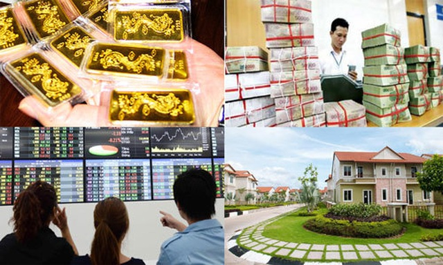 Bước qua sợ hãi, trỗi dậy lòng tham: Nghìn tỷ mua vàng, ôm đất - 2