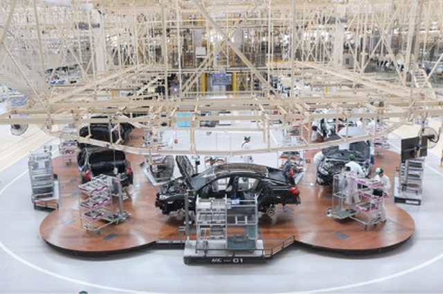 Đại dịch nhào nặn lại ngành công nghiệp ô tô của Thái Lan - 4