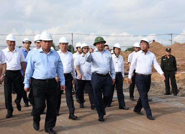 """Thủ tướng: Dự án sân bay Long Thành đừng """"làm trước hỏng sau""""! - 1"""
