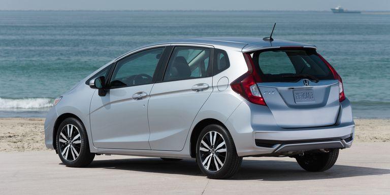 Honda dừng bán xe Fit / Jazz tại thị trường Mỹ