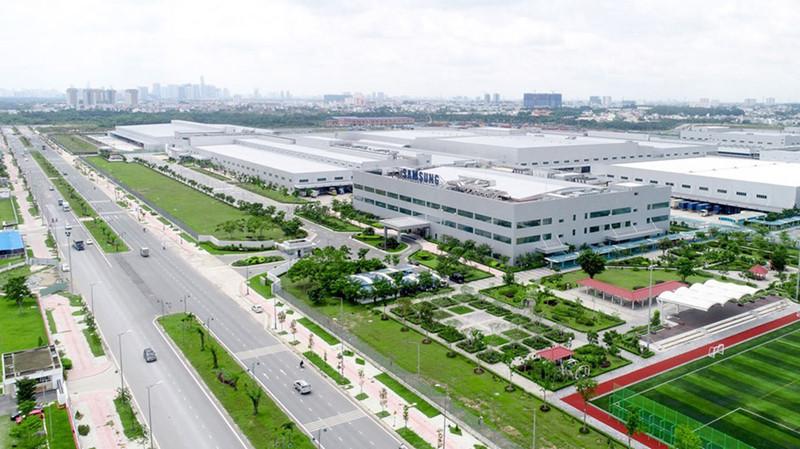 Việt Nam nổi lên như một trung tâm sản xuất mới, giá thuê BĐS công nghiệp có nơi tăng khủng