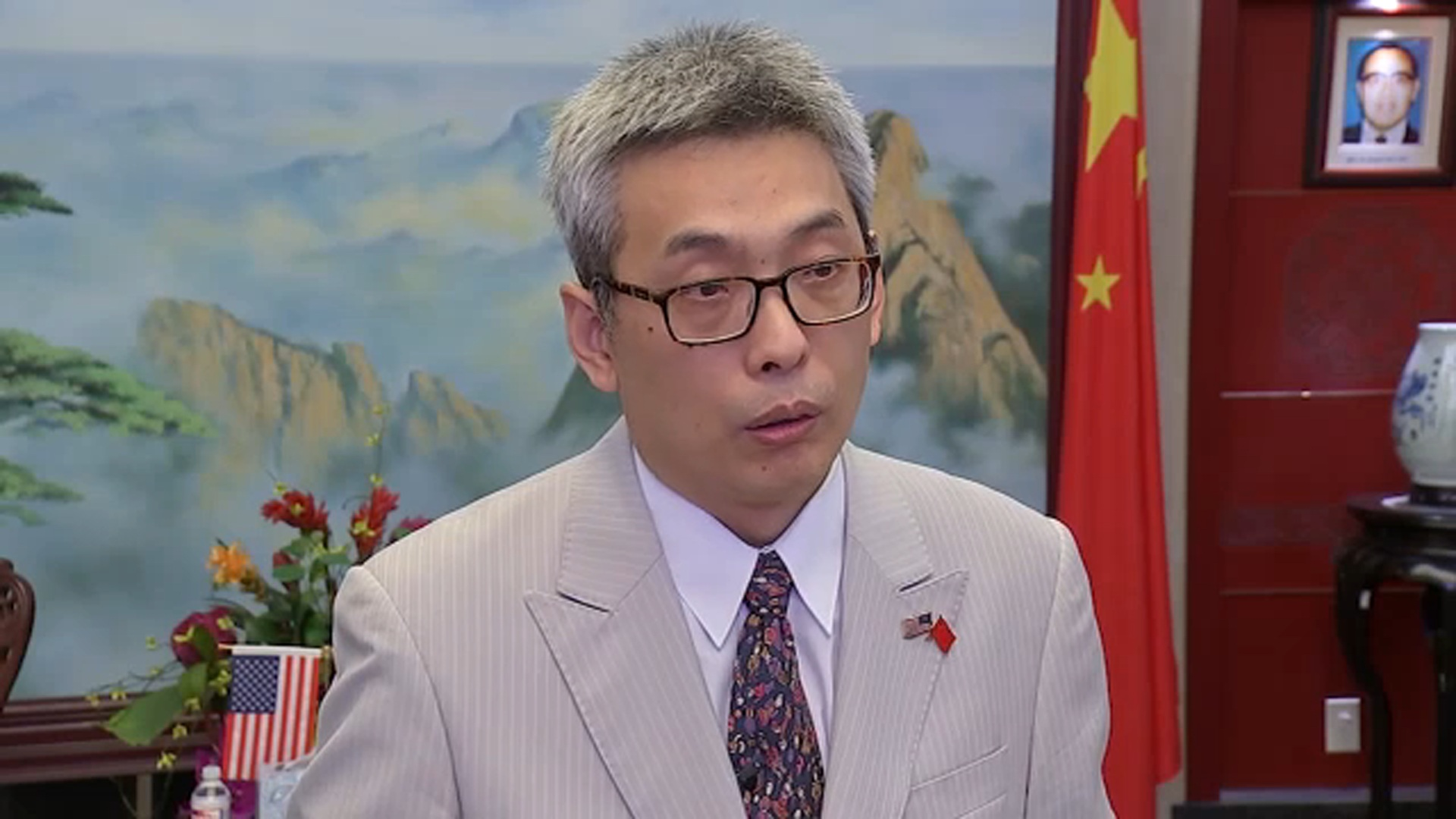 Trung Quốc tiếp tục mở cửa lãnh sự quán Houston bất chấp tối hậu thư của Mỹ