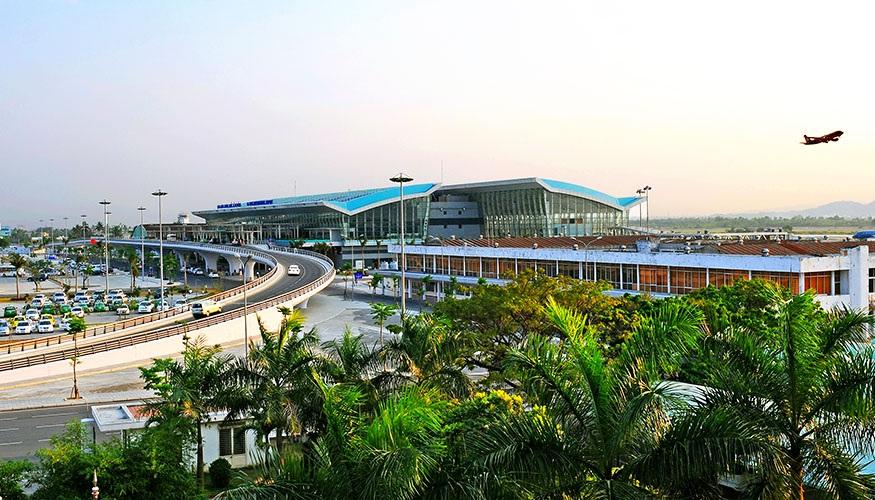 Dừng đón tất cả các chuyến bay quốc tế đến Đà Nẵng