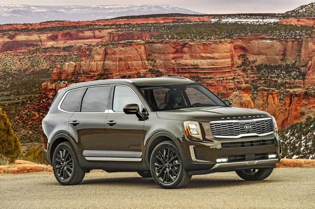 5 mẫu SUV cỡ lớn dành cho gia đình năm 2020 - 1