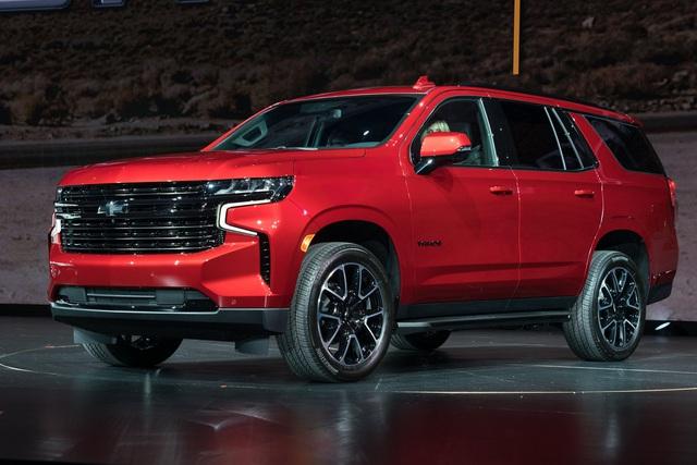 5 mẫu SUV cỡ lớn dành cho gia đình năm 2020 - 3