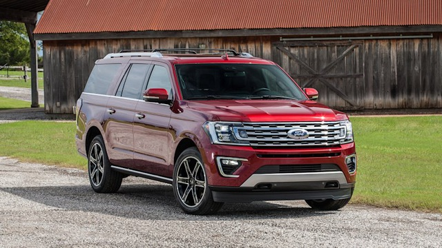 5 mẫu SUV cỡ lớn dành cho gia đình năm 2020 - 5