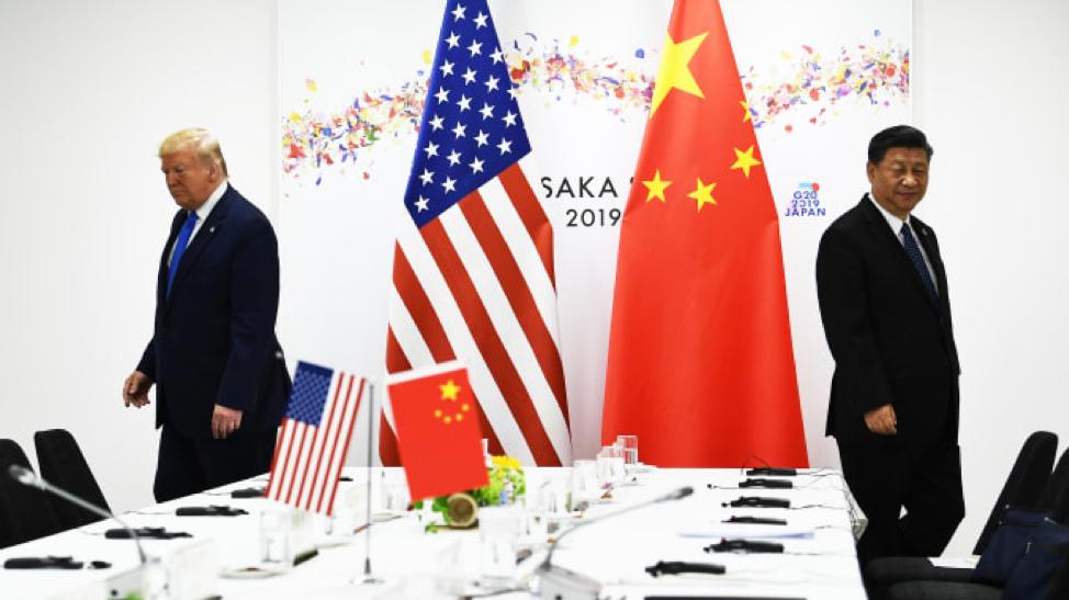 Căng thẳng Mỹ-Trung leo thang trước chiến tranh lạnh mới: Rủi ro thị trường gia tăng