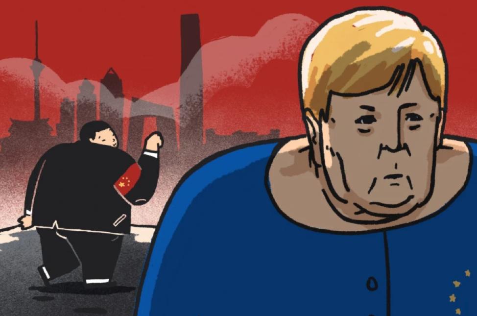 Mối quan hệ EU-Trung Quốc sẽ chấm dứt khi triều đại của Angela Merkel sắp kết thúc?