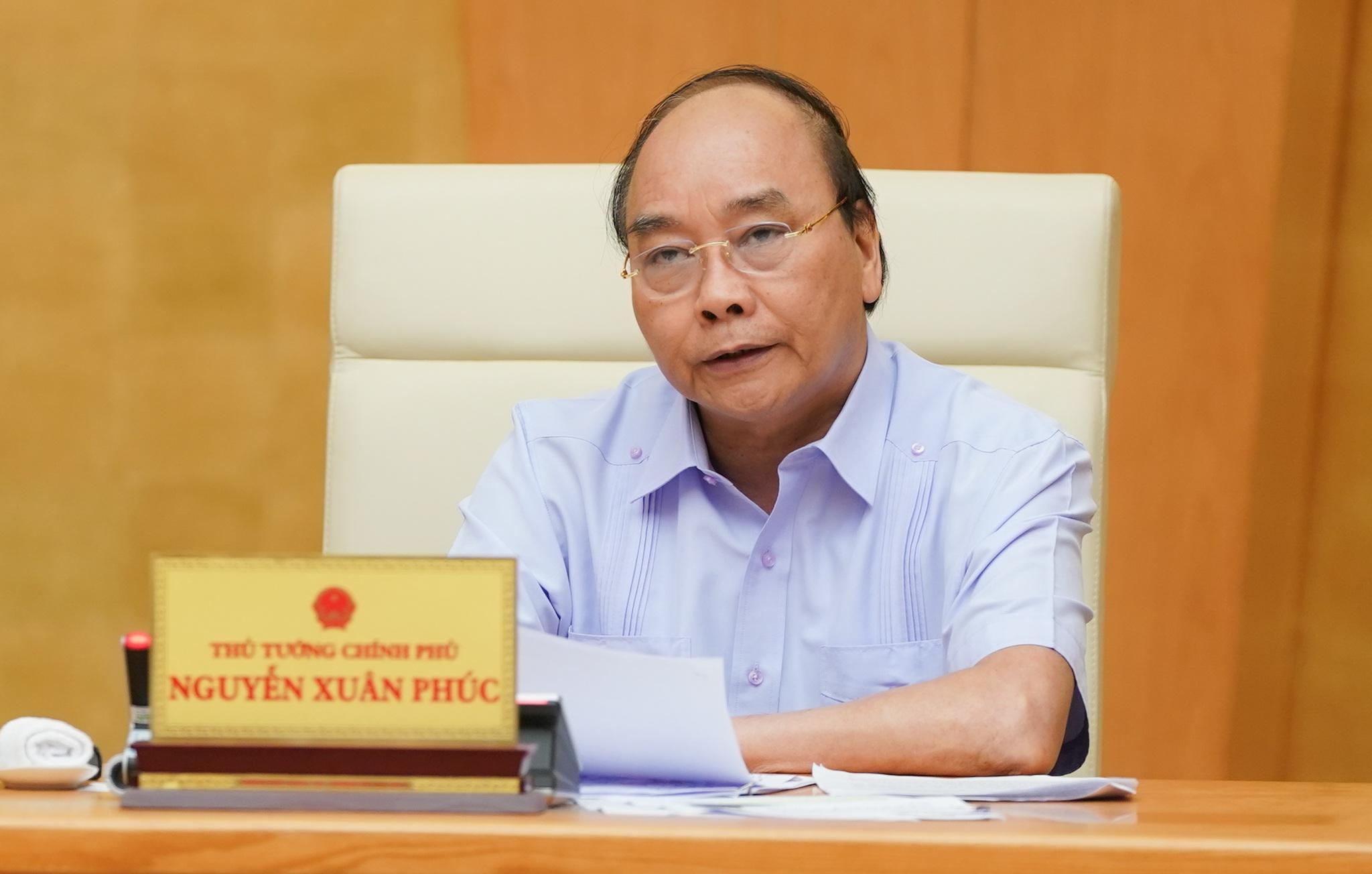 Thủ tướng: Thực hiện giãn cách toàn Đà Nẵng từ 0h ngày 28/7