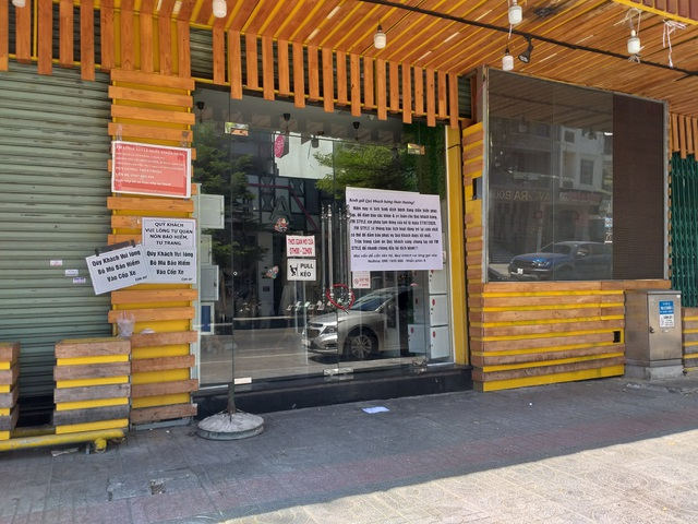 Hàng loạt hàng quán đóng cửa, chỉ bán mang về - 5