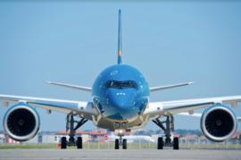 Máy bay lên đường tới Guinea Xích đạo