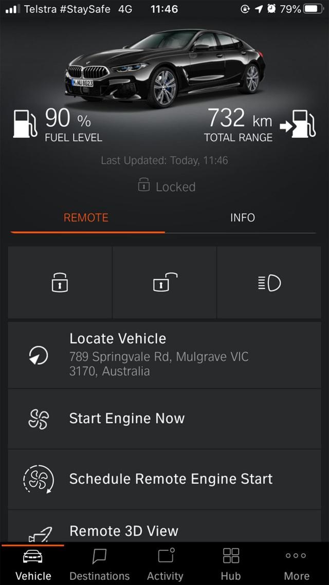 Có thể khởi động xe BMW bằng smartphone - 2
