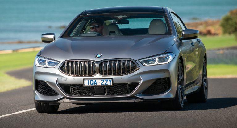 Có thể khởi động xe BMW bằng smartphone