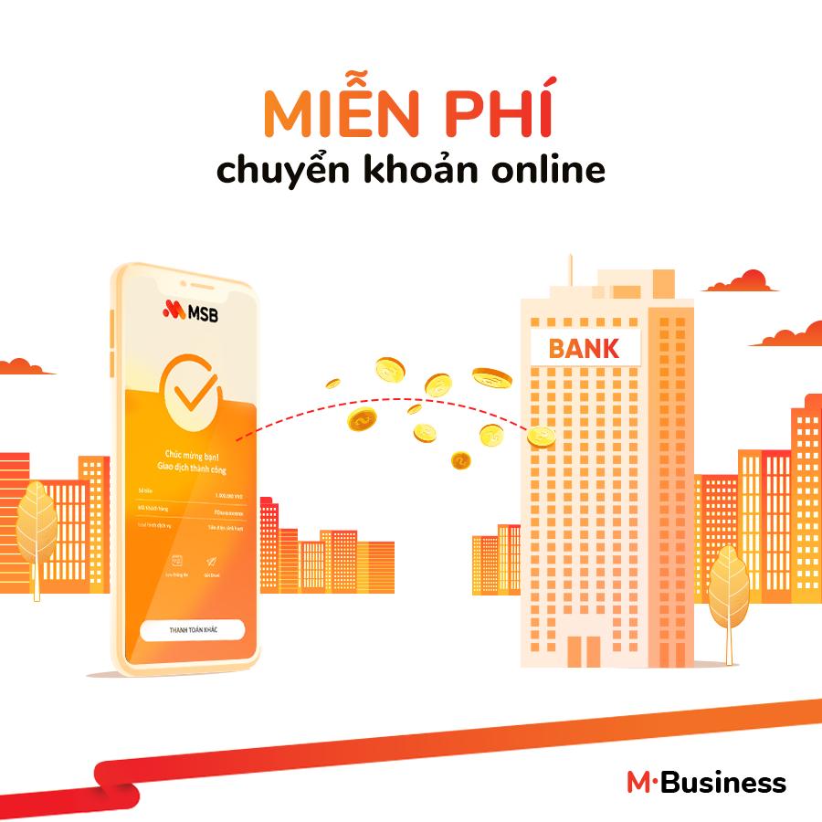 M-Business - Gói tài khoản thuận ích cho các chủ kinh doanh