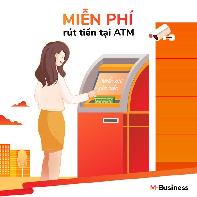 M-Business - Gói tài khoản thuận ích cho các chủ kinh doanh - 4