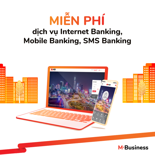 M-Business - Gói tài khoản thuận ích cho các chủ kinh doanh - 5