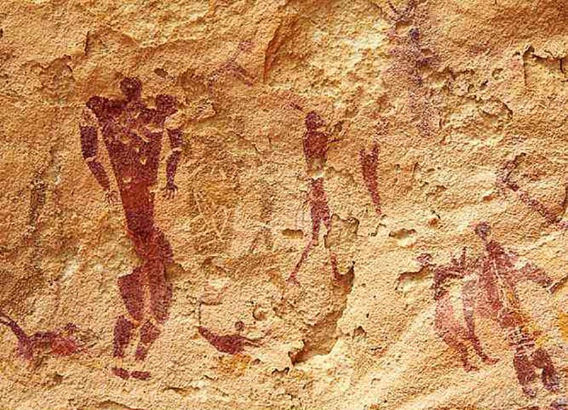 Newly discovered 3,000 year old cave paintings in Phang Nga | News by The Thaiger