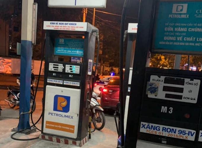 Phạt một loạt doanh nghiệp vì vi phạm trong kinh doanh xăng dầu